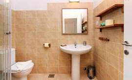Bathroom apartments A2+2 Bol